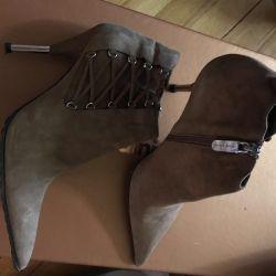 Ayak bileği botları. Nat.zamsha LORIBLU