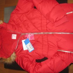 New jacket for girl r152, 158,134,140