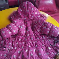 Children's winter jacket