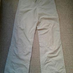 Pantaloni / pantaloni scurți