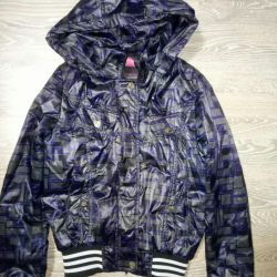 Jacket pe un zirconiu sintetic