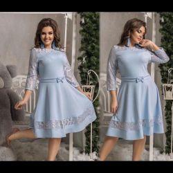 Платье женское праздничное 50-56 размеры