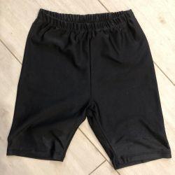 Gymnastic shorts 9 years