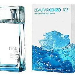 Kenzo Leau Par Kenzo Ice Pour Femme Women's Fragrance