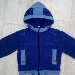 Jachetă pentru primăvară r. 92