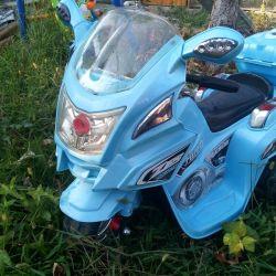 Children's motorcycle