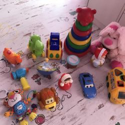 іграшки пакетом