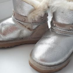 Ugg μπότες, UGG, στην εσωτερική σόλα 16 cm.