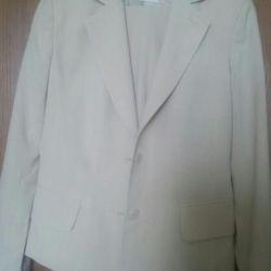 Pantolon takım elbise