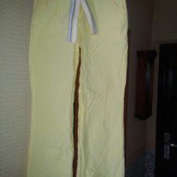 ? Summer trousers