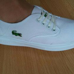 Jeans Lacoste Sneakers