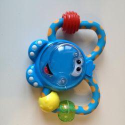 Chicco Baby Rattle Teether