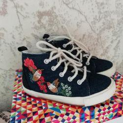 Ανδρικά παπούτσια Zara, 25 σ.