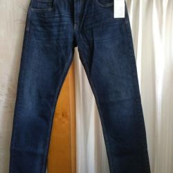JEANS NEW 31 / XL HIGH
