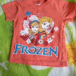 T-shirt cold heart