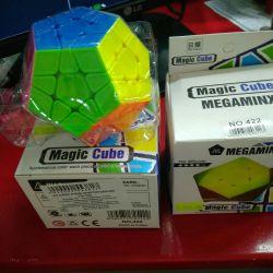 Rubik küpü çokgen 12 taraflı megaminx