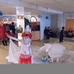 Yılbaşı kostümü, Scheherazade'nin karnaval kostümü