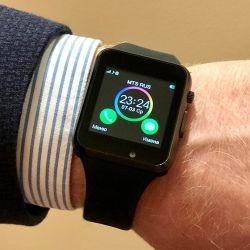 Replica Apple Watch with a SIM card A1 (smart watch)