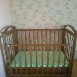Children's bed,