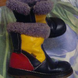 Çizme kış 29 r