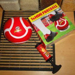Мяч футбольный мини Pringles