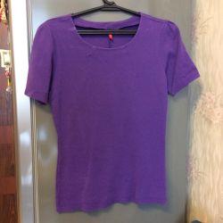 T-shirt bluz s-m