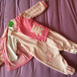 Suits for 6-9 months
