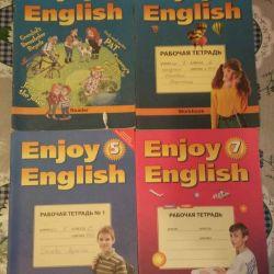 Рабочая тетрадь по английскому языку для 5 кл