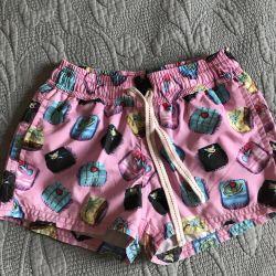 Children's swimming shorts 2-4g