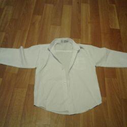 Рубашка нарядная на рост 92 см