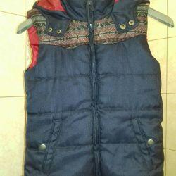 Waistcoat for a boy