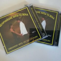 The greatest hits of the 20th century, 2CD