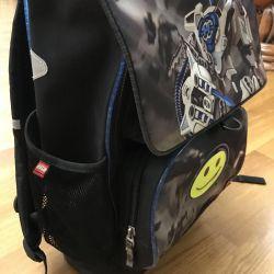 Рюкзак школьный Лего