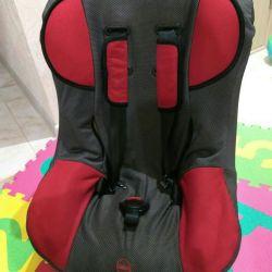 Mishutka's car seat