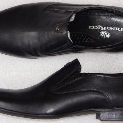41 Low shoes leather by DinoRicci
