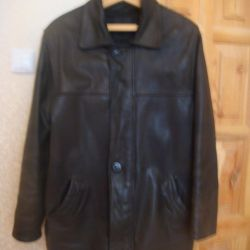 leather jacket (nubuck) on the liner (Turkey)