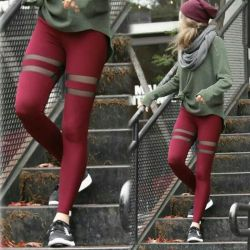 Leggings are new, for sports, dancing