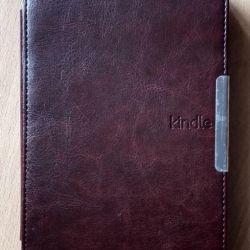 Καλύψτε το Kindle Paperwhite Amazon Σκούρο καφέ