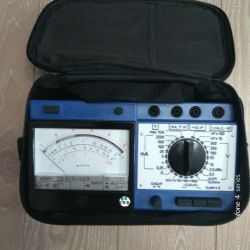 Electrical instrument