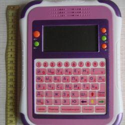 Tablet Joy Toy Computer