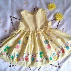 Φόρεμα 80-86cm