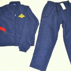 Αθλητικό κοστούμι. Στρατός της Ρωσίας. R182-88. P 52