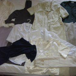 Costume de mătase bumbac48-52