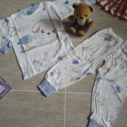 Pajamas. 9-12 months