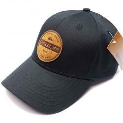 Men's Quicksilver Baseball Cap (Black)