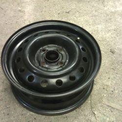 1 диск R14 4x100