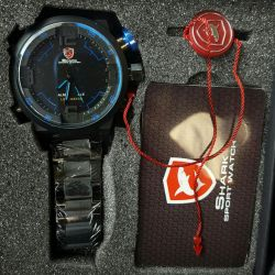 ⌚ Clock Shark Sport Watch Original