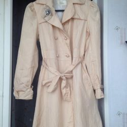 Used CLIX Italy raincoat in perfect condition