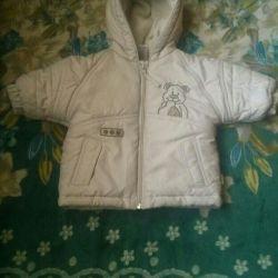 Курточка деми р. 56