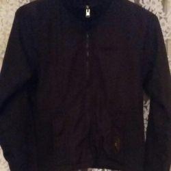 Jacket - windbreaker.
